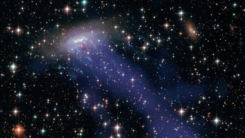 Великий аттрактор черная дыра. Курс на Великий Аттрактор