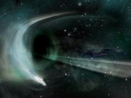 Черная дыра. Что внутри черной дыры?
