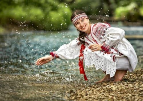 Старославянские имена женские. Особенности женских старославянских имен
