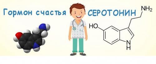 Серотонин. Что такое серотонин