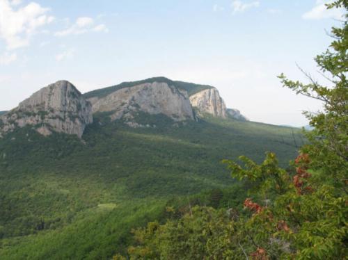 Гора Бойко в Крыму, как добраться. Гора Бойко в Крыму: где находится и как до неё добраться