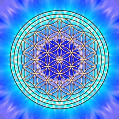 Цветок Жизни мандала. Что такое мандала Цветок жизни?