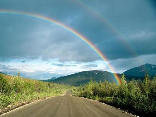 Радуга цвета. Цвета радуги по порядку - почему именно такие?