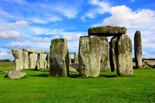 Стоунхендж — один из самых мистических монументов мира