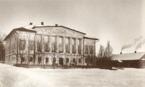 Краткая биография Толстого