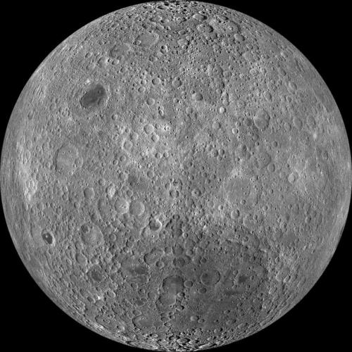 Что находится на темной стороне Луны. Что находится на дальней стороне Луны?