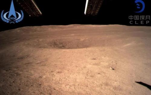 Темная сторона Луны китай. Китай успешно посадил зонд на темную сторону Луны (видео) - впервые в истории освоения космоса
