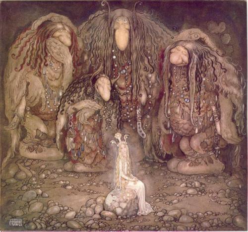 ТРОЛЛЬ кто это в мифологии. Мифология: кто такие тролли