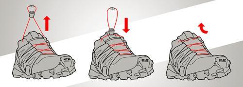 Как завязать шнурки, чтобы не развязывались. Как завязать шнурки, чтобы они не развязывались
