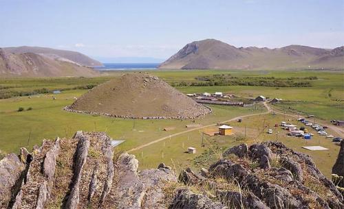 Гора Ерд на карте. Гора Ёрд - изюминка Байкала
