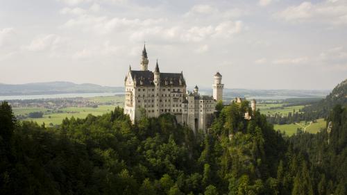 Как добраться замок Нойшванштайн. Заказ экскурсии