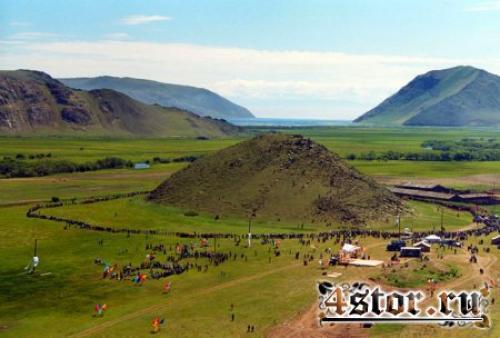 Где находится гора Ерд. Гора Ёрд на озере Байкал