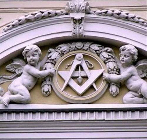 Масоны это кто. Петербург и масоны.