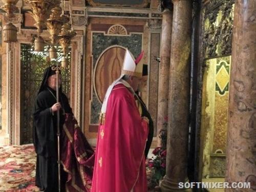 Тайны Ватикана. Легенды и тайны Ватикана.