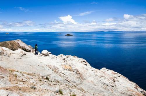 Самое высокое озеро в МИРЕ.