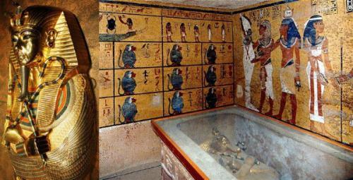 Саркофаги Древнего Египта. Тайна египетских саркофагов.