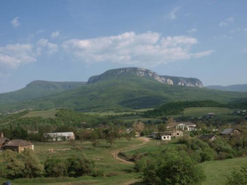 Гора Бойко. Крымская шамбала - гора бойко.