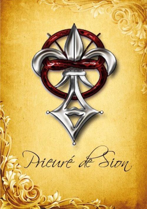Что такое Приорат Сиона. Приорат Сиона / тайные общества, правящие миром.