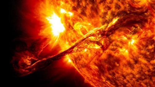 Радиус Солнца. Характеристики солнца: радиус, масса и расстояние.