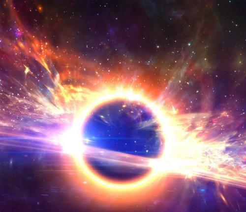 Что такое сингулярность в черной дыре. Что происходит, когда испаряется сингулярность черной дыры