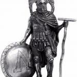Спартанский командир, 5 век до н. э.