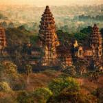 Самые известные потерянные города в истории человечества.