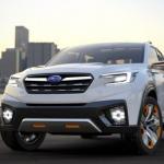 Subaru Viziv Future: концепт - кроссовер с системой автопилотирования.