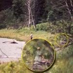 Это невероятное фото было сделано в чернобыле 24 апреля 1997 года.