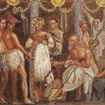 Принято думать, будто кровожадность римлян проявлялась лишь на гладиаторской арене - что не совсем верно.