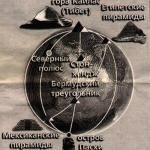 Линии богов. На 30-й параллели древние цивилизации строили грандиозные мегалиты и священные города.