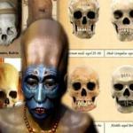 Паракасцы, жившие 3 000 лет назад в перу, не были людьми.