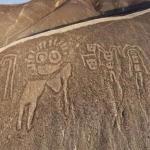 Огромные геоглифы есть не , внимание, только в Наске, но и в пальпе.