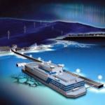Первая в мире плавучая аэс спущена на воду.