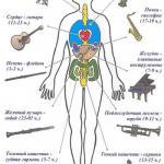 Вибрации музыкальных инструментов и их влияние на нас.