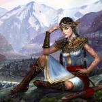 Алтай: земля богов и людей.