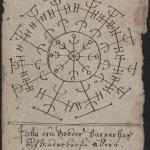 Гальдраставы.  Гальдраставы (Galdrastafir) - магические руноподобные знаки, появившиеся в эпоху раннего средневековья в Исландии.
