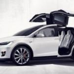 Tesla Motors наконец - то презентовала свой первый кроссовер Model X.