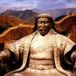 Чингисхан\xA0- основатель и первый великий хан монгольской империи.