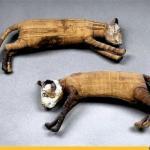 Недалеко от Каира обнаружили гробницы с мумифицированными животными.