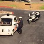 Беспилотник Google впервые в мире за ПДД оштрафован.