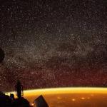 Собственное свечение атмосферы - очень слабое излучение света атмосферой планеты.
