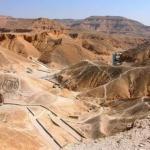 В Долине царей секретный подземный тоннель фараона сети первого нашли.