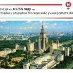 Московский университет по праву старейшим российским университетом считается.