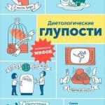 Диетологические глупости: низвержение мифов - Анастасия Пономаренко, Семен Лавриненко.