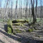 Аномальная шапсугская зона в краснодарском крае.
