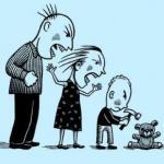 Ужасные родительские ошибки, которые формируют толерантность к насилию.
