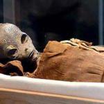 Саркофаг с инопланетной мумией в ТУРЦИИ.