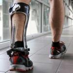 Создан ультралёгкий экзоскелет для ног, который существенно повышает эффективность нашей ходьбы.