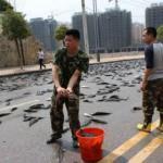 Позитивная и интересная история произошла в провинции гуйчжоу, Китай.