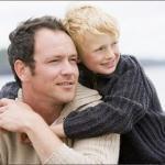 Как вырастить из сына хорошего отца семейства и замечательного мужчину.